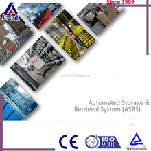 Global Logistics Tracking;Automatic Racking System