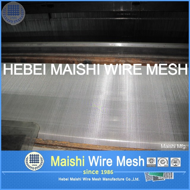 China wholesale 304 316 304l 316l stainless steel wire mesh price per meter