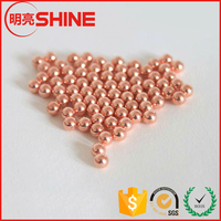 Hot Sale 6mm Small Solid Copper Ball For Shotshell