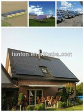 5000w Complete Solar System With Battery And Brackets Solar Roof Tiles Rack