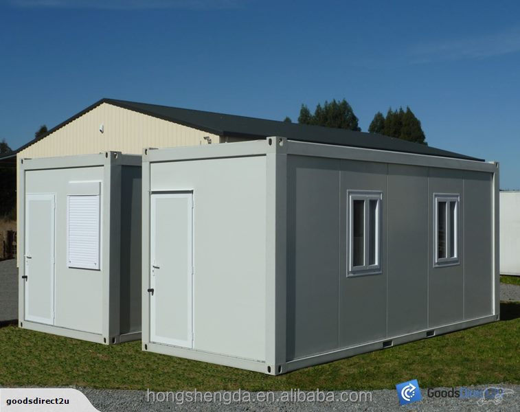 Luxus modernen container home container haus lieferant for Fertighaus container
