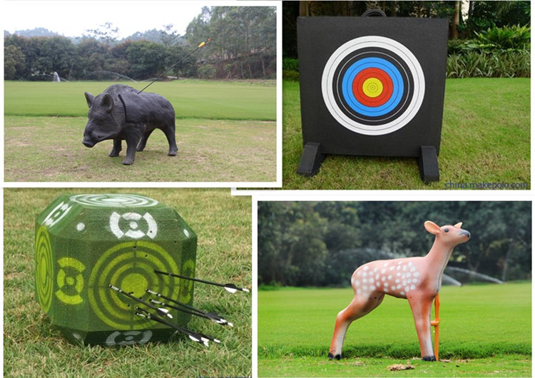 3D archery targets, best selling lifelike animal targets