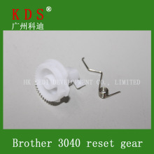 Hight Quality Reset Gear for Brother HL3040 TN210 printer spare parts