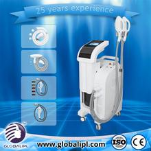 Hot products pain-less birthmark removal multi-functional ipl rf laser instruments