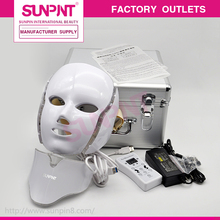 (SP-H305) SUNPITN luxury new face contouring&tanning care master beauty machine