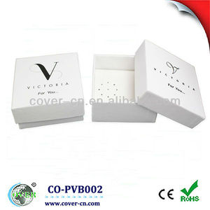 New arrival heart shaped voice paper packaging gift box for Valentine's Day