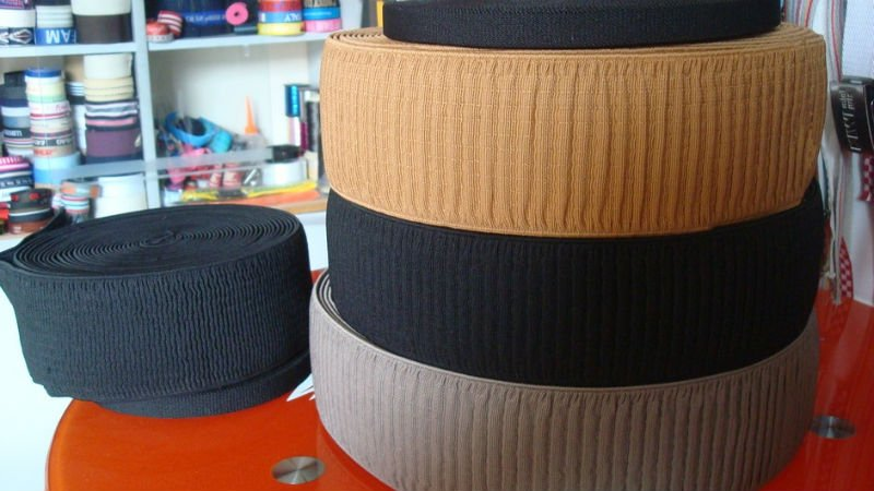 Industry hot selling custom elastic webbing elastic band