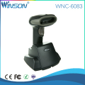 High performance scanning support RS232 and USB interface handheld laser barcode scanner