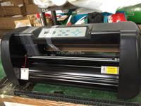 hot rabbit industrial HX 360K flexi 10 software a3 vynil contour cutting plotter