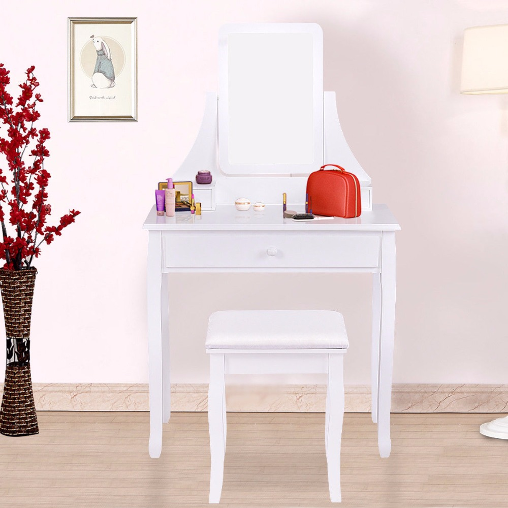 table full drawer makeup trend vanity for with files popular tables dressing best cream drawers mirror and uncategorized length bedroom