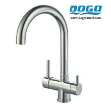 Italy 4 way faucet RO Taps for hot cold filter water faucet