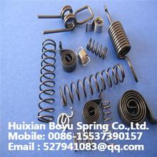 high tension spring,color plated steel adjustable recliner extension spring with hooks supplier