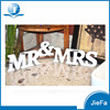 Wedding MR & MRS Wooden Letters Wedding Decoration Present