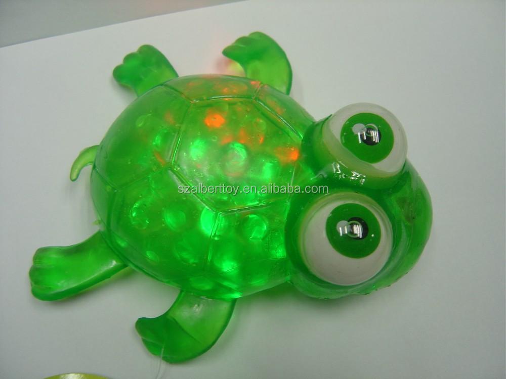 Crazy Eyes Squishy Led Light Turtle Night Sky - Buy Turtle Night Sky,Light Up Turtle For Kids ...