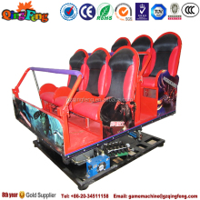 truck mobile 4d cinema animation movie cine 9d mobile equipment