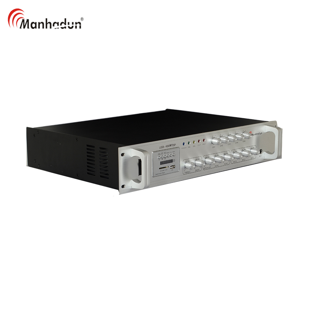 USB-450WT5P High-end Power Mixer Audio