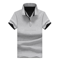2017 New Design Embroidery Plain/Blank Polyester Polo Shirt Manufacturer