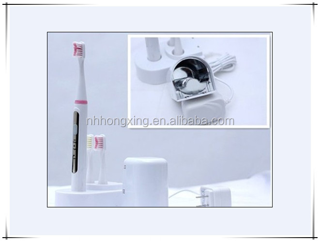 electric toothbrush and uv sterilizer