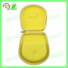 Wholesale graining pattern eva hard headphone case, custom headphone eva case