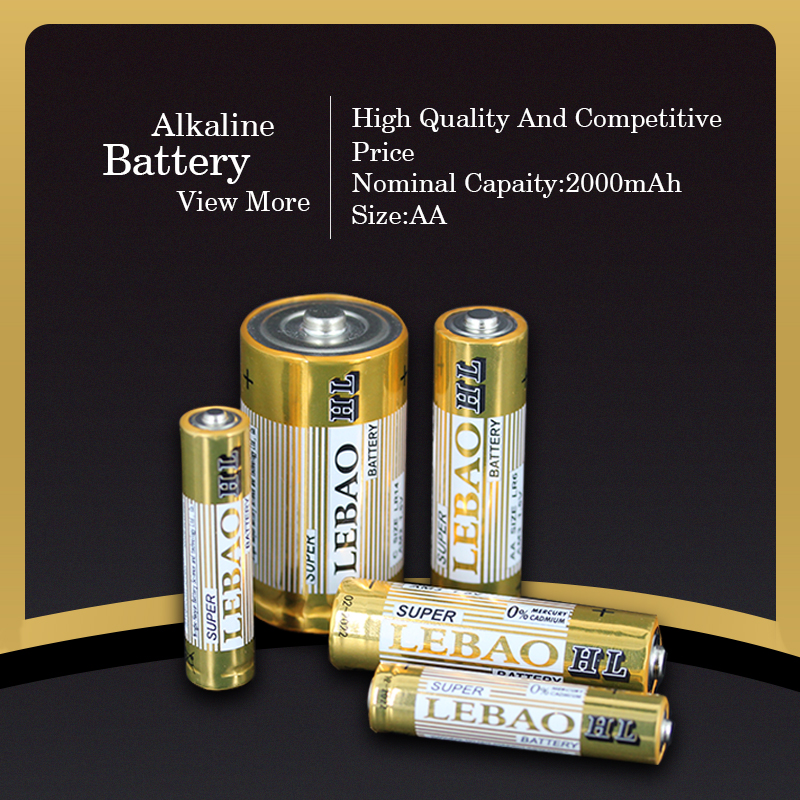 Alibaba Trade Assurance Various Specification Dry Cell Alkaline Battery 1.5V aa alkaline battery