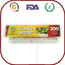 PE plastic film roll for food packaging