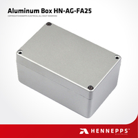 CE Electric Application Terminal Box Aluminum Outdoor Power Enclosure
