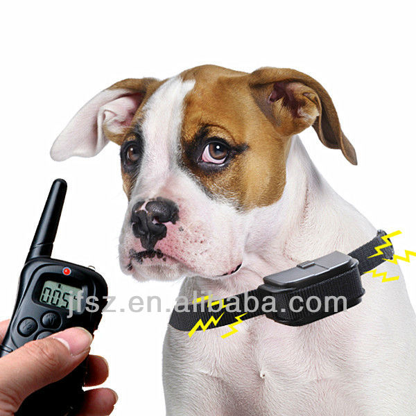 998DR waterproof,remote training collar, pets accessories innovative with led light