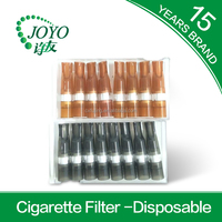 Disposable Plastic Cigarette Filter