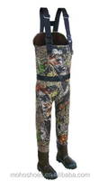 Manufacturer Jersey Mossy Oak Break-Up Bootfoot Chest Wader