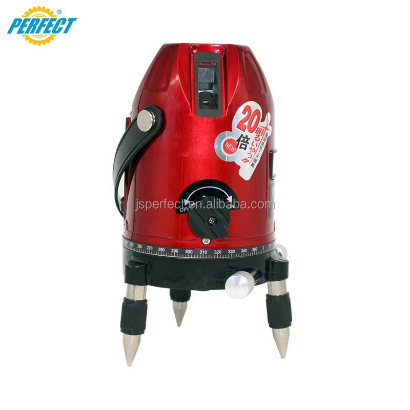 Multi-functional home decor ultra small sized laser level OEM