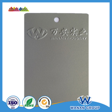WA4510 silver white silver pearl bonding powder coating metallic powder paint