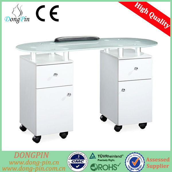modern nail technician manicure tables nail stations