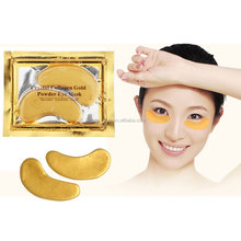 OEM factory price crystal Collagen sleeping eye mask/patches for skin/eye care