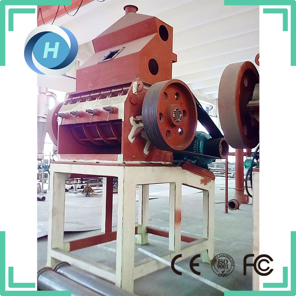 hot sale environmental Rubber crusher machine in China