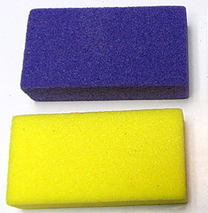 Quality free samples beauty salon disposable natural pumice stone prices cheap