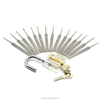 Most Popular Locksmith Tools 21pcs Stainless