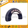 Used commercial tire shape inflatable entrance arch F5018