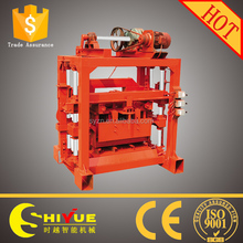 Best Selling Products QTJ4-40 Hollow Block Making Machine Automatic Production Line