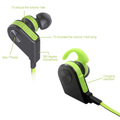 Bluetooth 4.1 earphone oem apt-x wireless headphones bluetooth headset with bluetooth headphone cable management clip