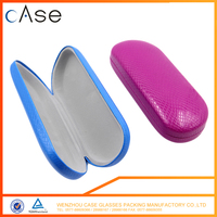 Hot selling New style PU leather glasses case