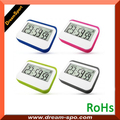 Programmable Digital Timer with Clock Large Display Kitchen Timer