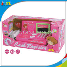A359611 Kids Pretend Play Toy Funny B/O Cash Machine Toy