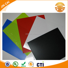 A4 PVC Binding Sheet, Plastic Sheet For Notebook Cover