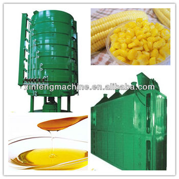 XINFENG High Quality Corn Oil Material Pre-treating line with Competitive Price