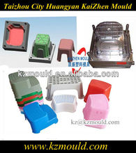 Injection plastic toilet stool mould ,plastic step stool mould for kids