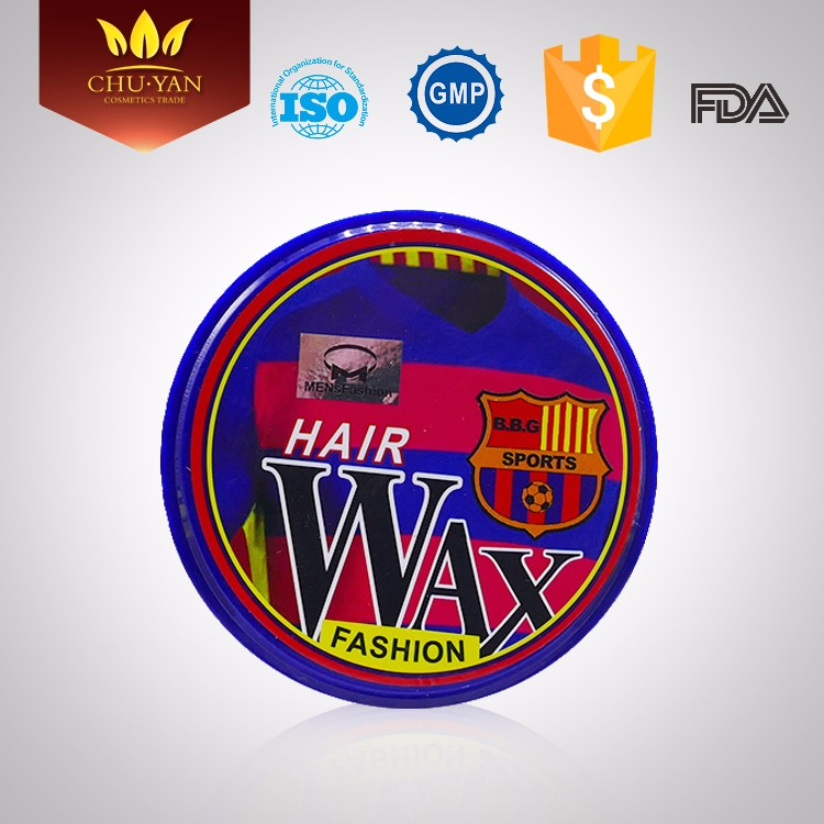 Professional hair styling products hair wax wholesale organic elegance hair wax for men