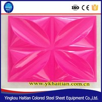 decorative panels 3d board for wall decoration Theater wall department store outer wall, gymnasium,