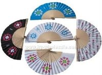 Fashion and Beautiful Paper Fans
