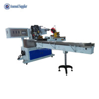 Auto packing machine for pocket tissue