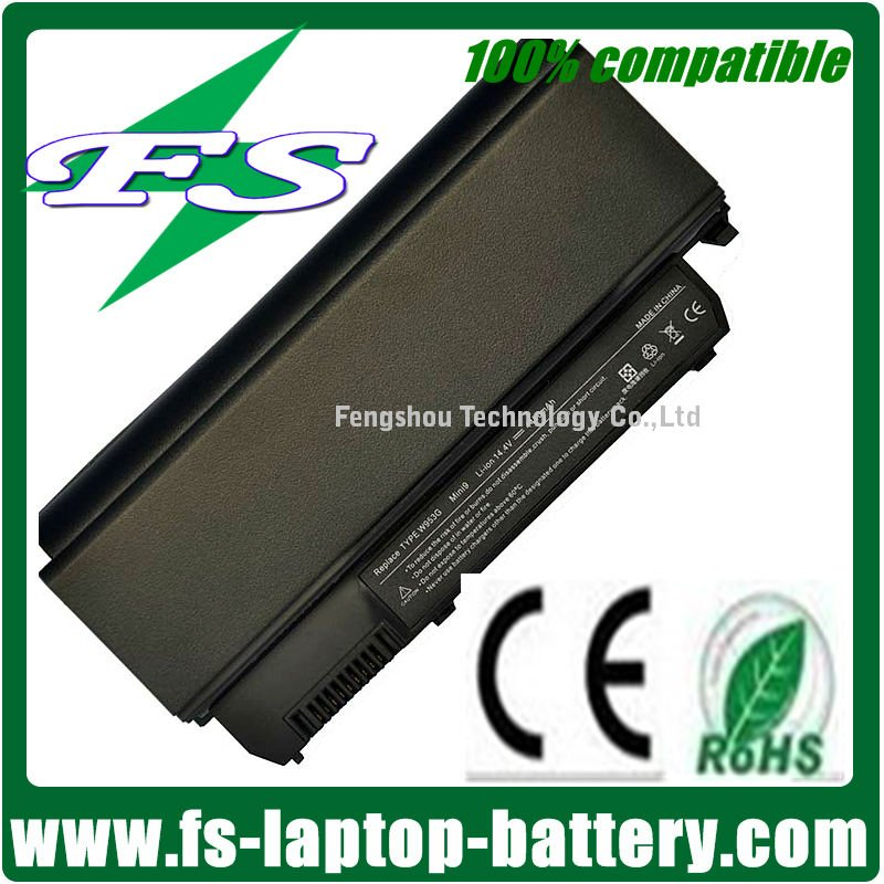 4400mAh 8 Cells W953G Replacement Battery For Dell Inspiron Mini 9 910 Series Laptop